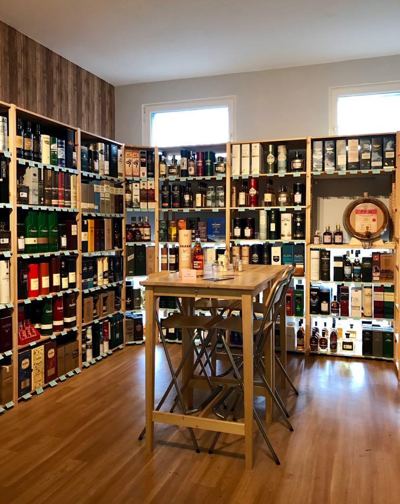 Pinkernells Whisky Market